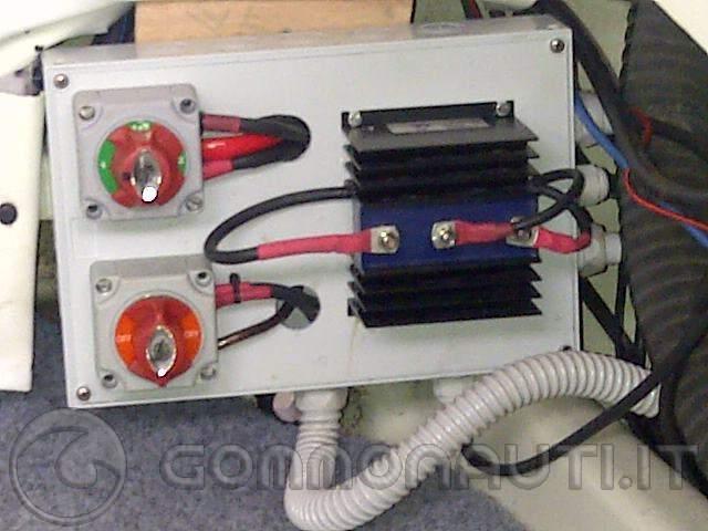 Schema Elettrico Ripartitore Di Carica : Devo installare un ripartitore di carica pag