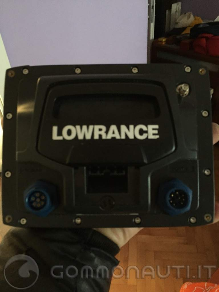 Lowrance Elite 5 Chirp ECO GPS