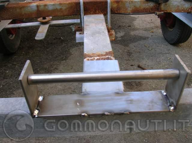 Lomak ok 430 continuiamo col carrello metalmicanti foto for Piega lamiera fai da te