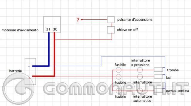 Schema Elettrico Zbx74 78 : Schema elettrico completo consigli