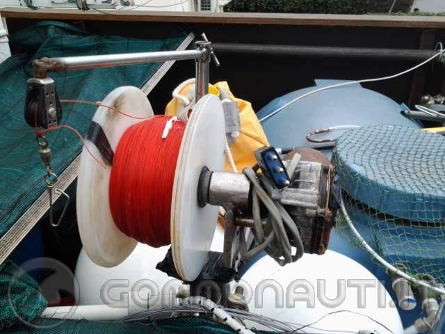 Verricello elettrico for Sifone elettrico per acquario fai da te