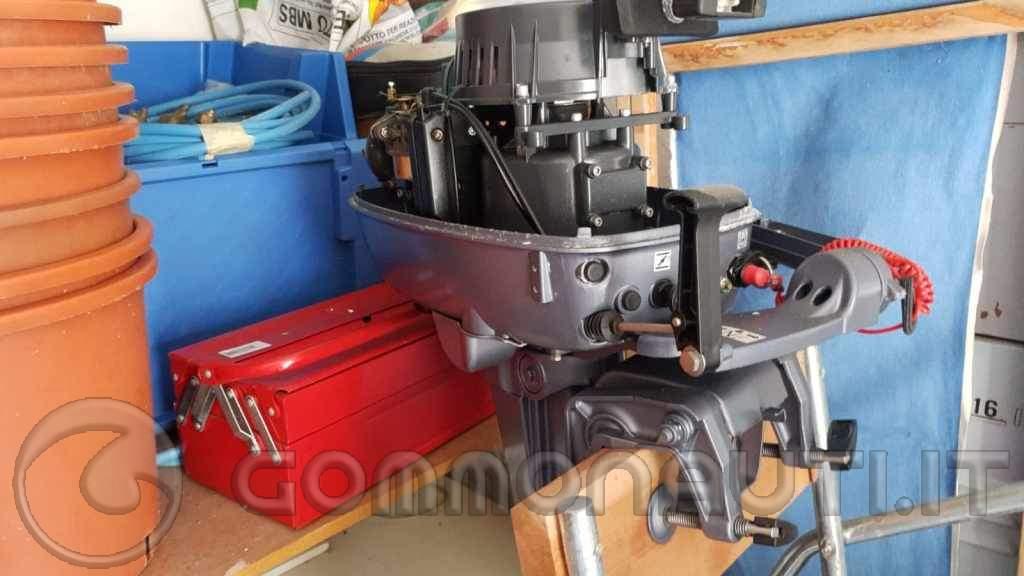 Vendo motore fuoribordo Selva Piranha 9.9