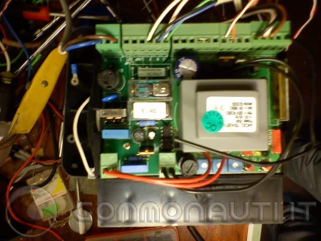 Schema Elettrico Motore Bft Scorrevole : Cerco schema funzionamento motore cancello elettrico