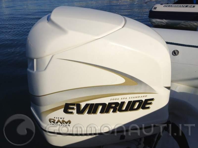 Fuoribordo Evinrude Fitch Ram 200cv