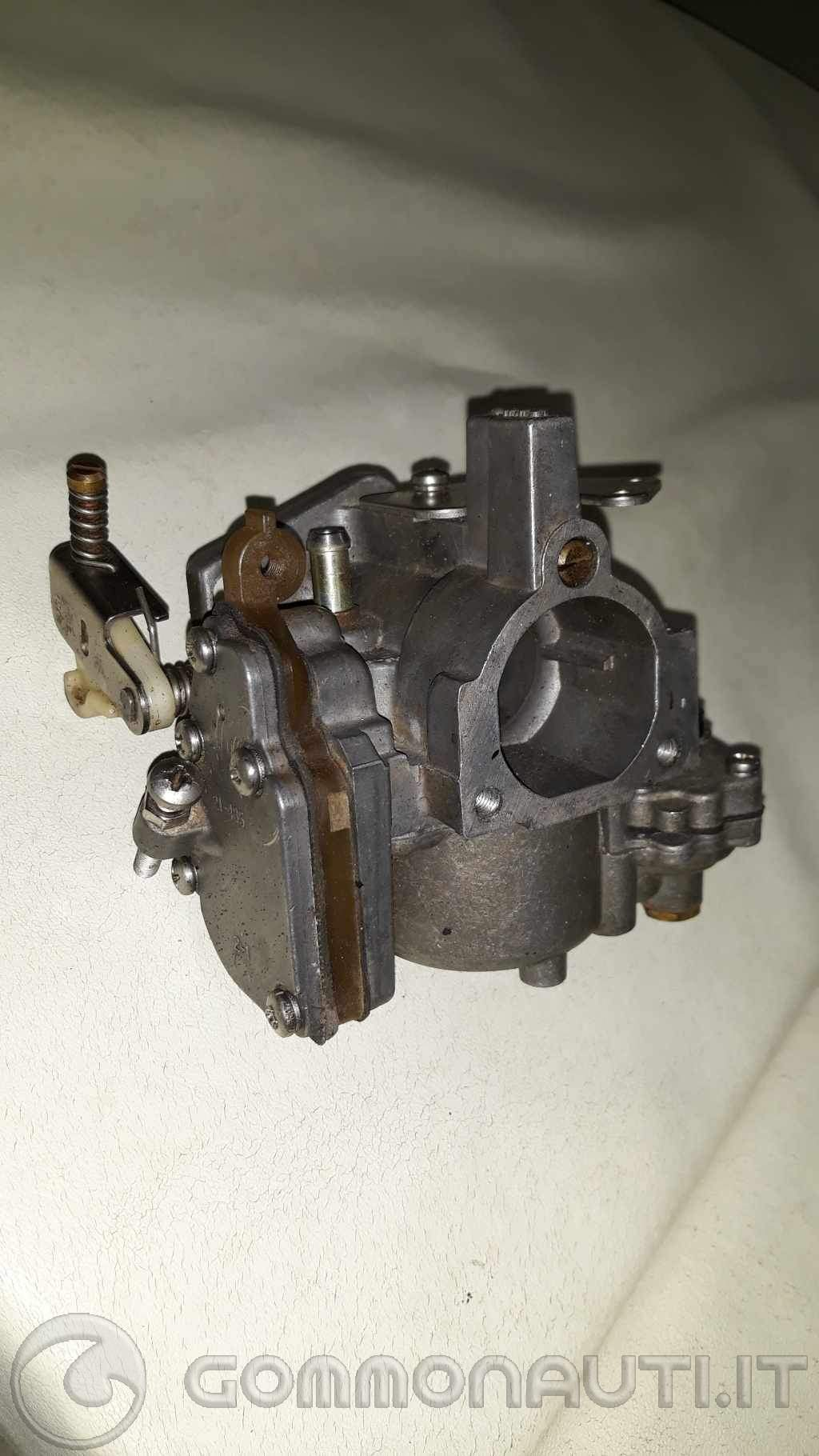 Ricambi Mercury 25cv