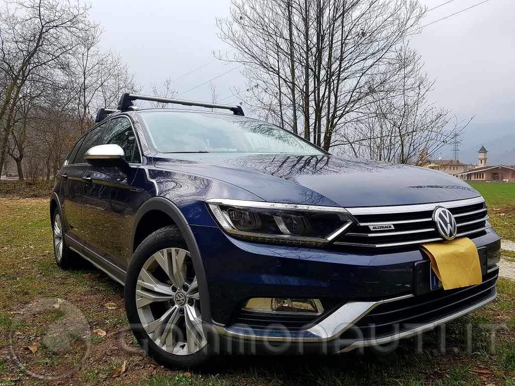 volkswagen passat alltrack 2.0 tdi 150CV 4motion con gancio traino(2200 kg)