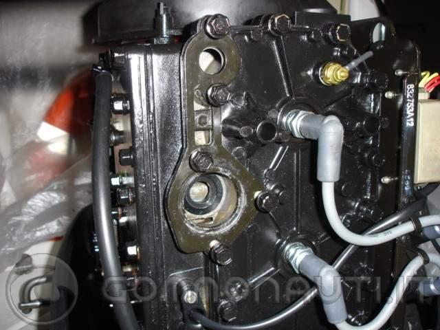pulizia valvola termostatica mercury 90 elpto
