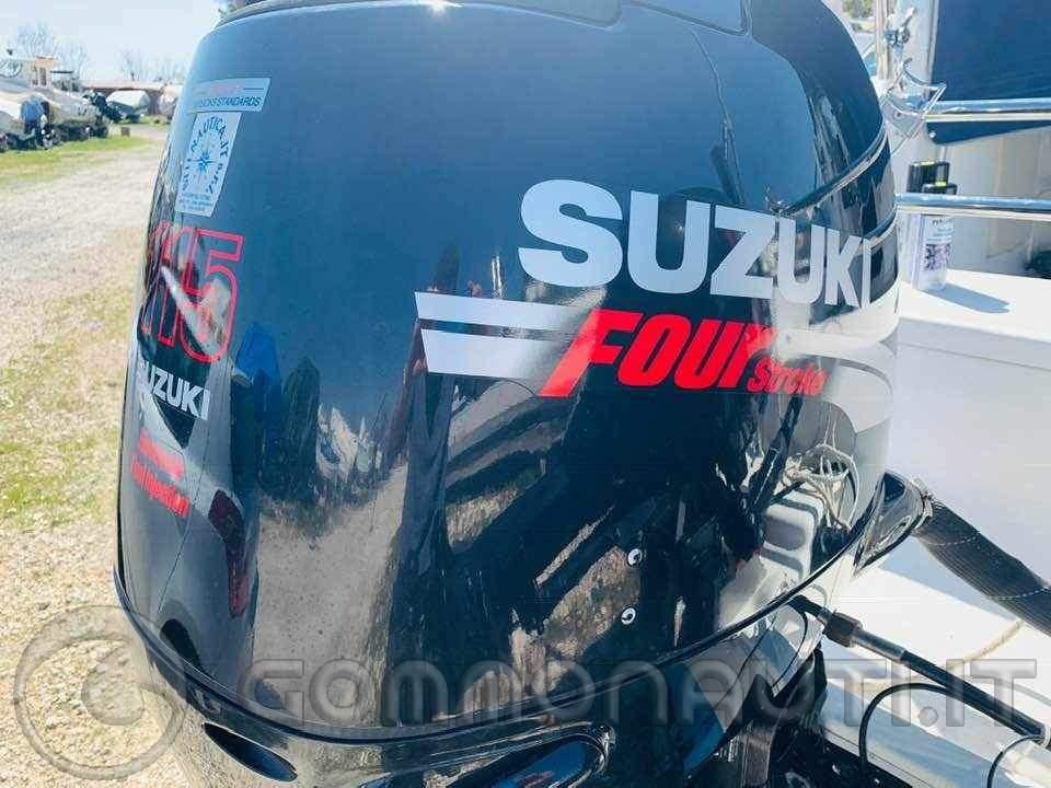 suzuki 115 df 2008 per pezzi di ricambio