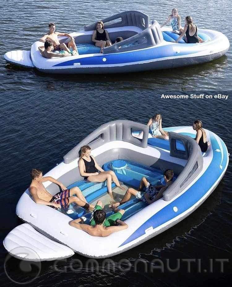 Quando sei indeciso tra barca e gommone