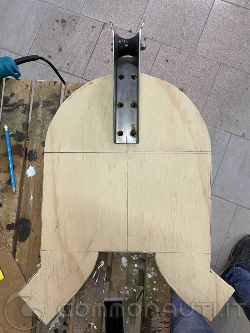 costruire delfiniera quick siver 640