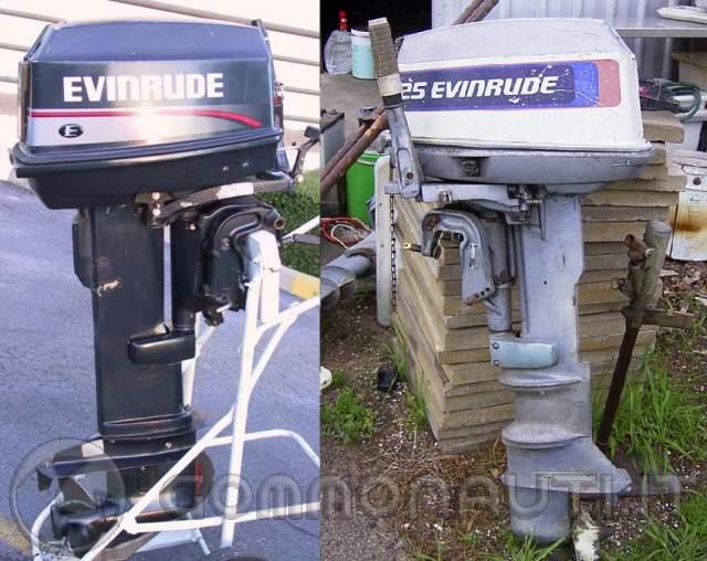 Schema Elettrico Evinrude 521 : Evinrude hp