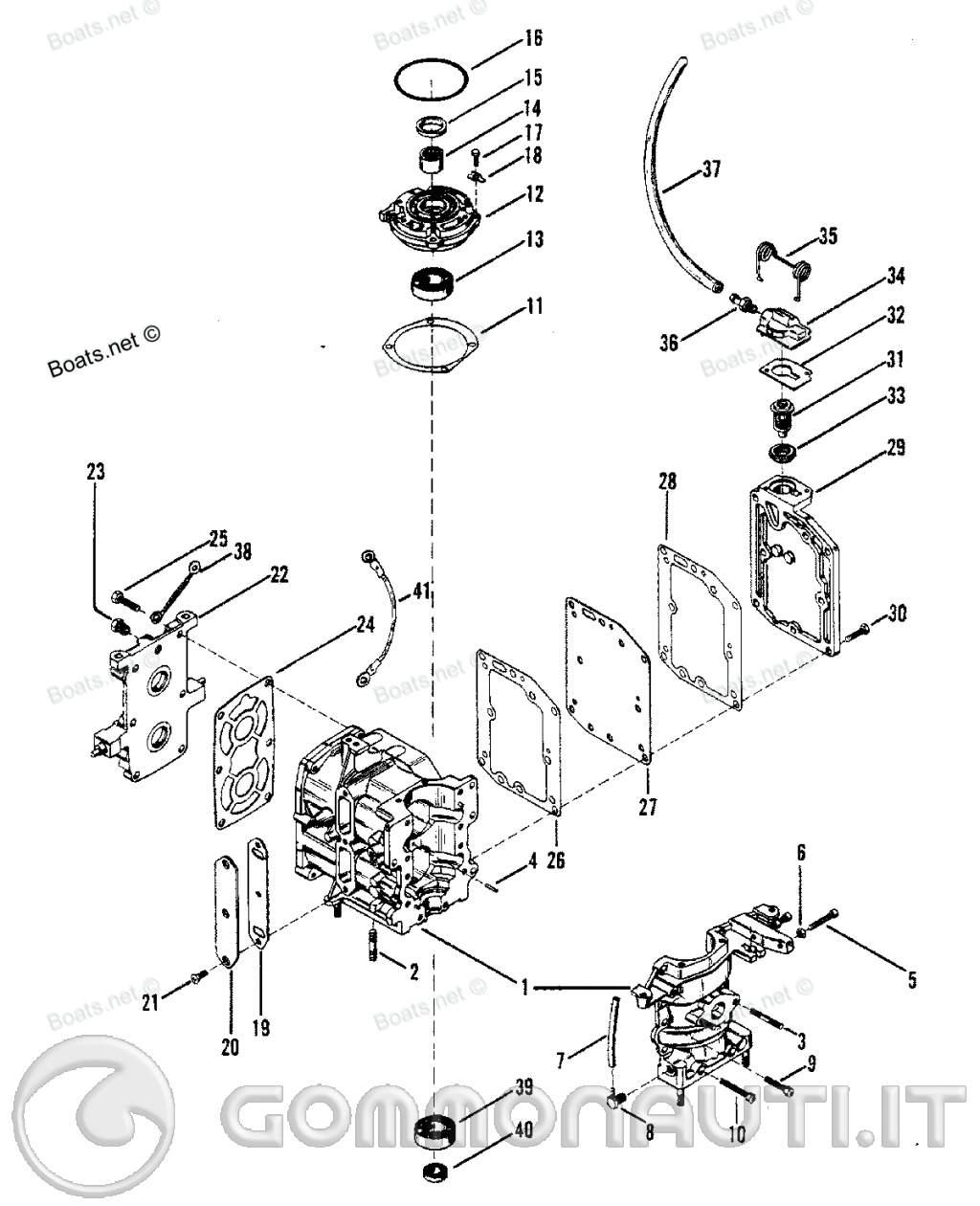 10 hp honda outboard parts diagram  honda  auto wiring diagram