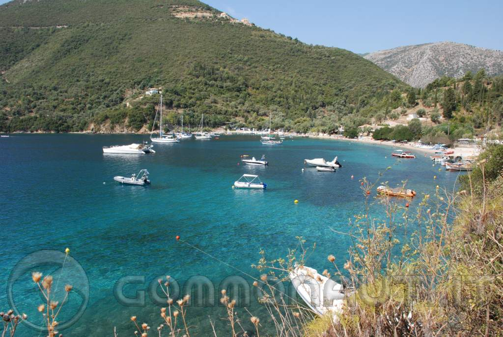 LEFKADA 2014 - Pianificazione di raids, con campeggio nautico, a spasso per le isole ioniche della Grecia