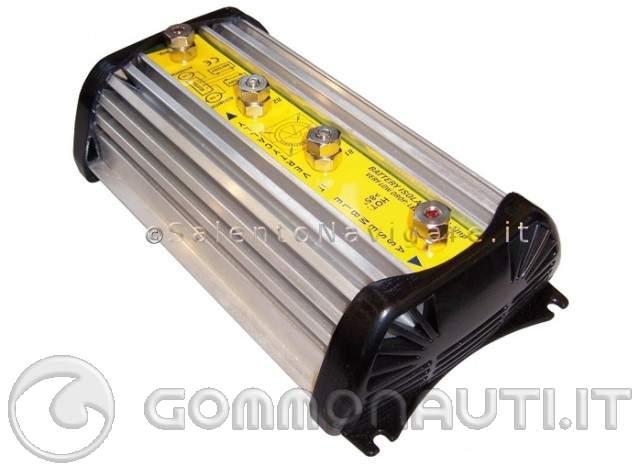 Schema Elettrico Ripartitore Di Carica : Quadro elettrico con ripartitore di carica dubbio