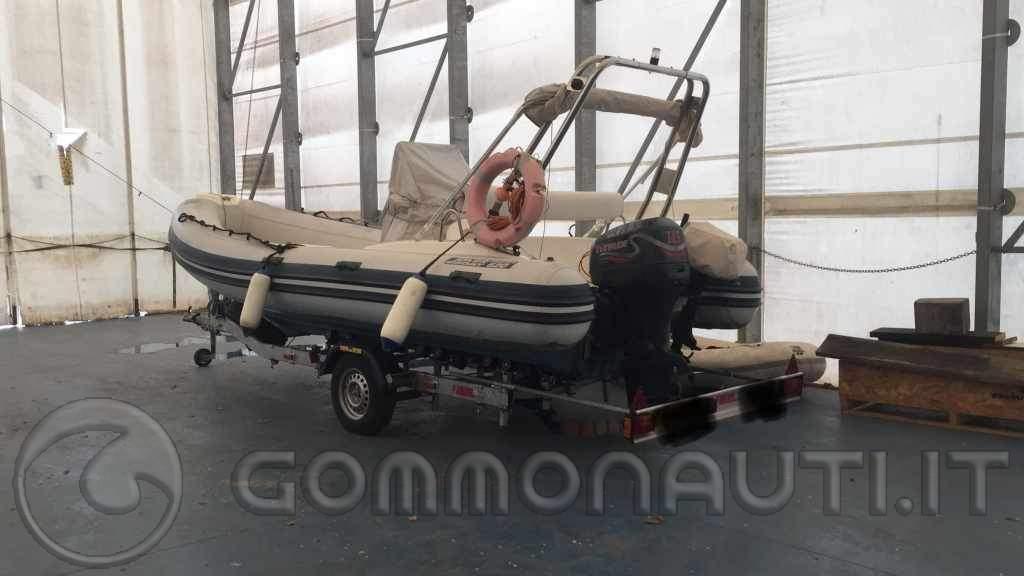 Joker boat coaster 620
