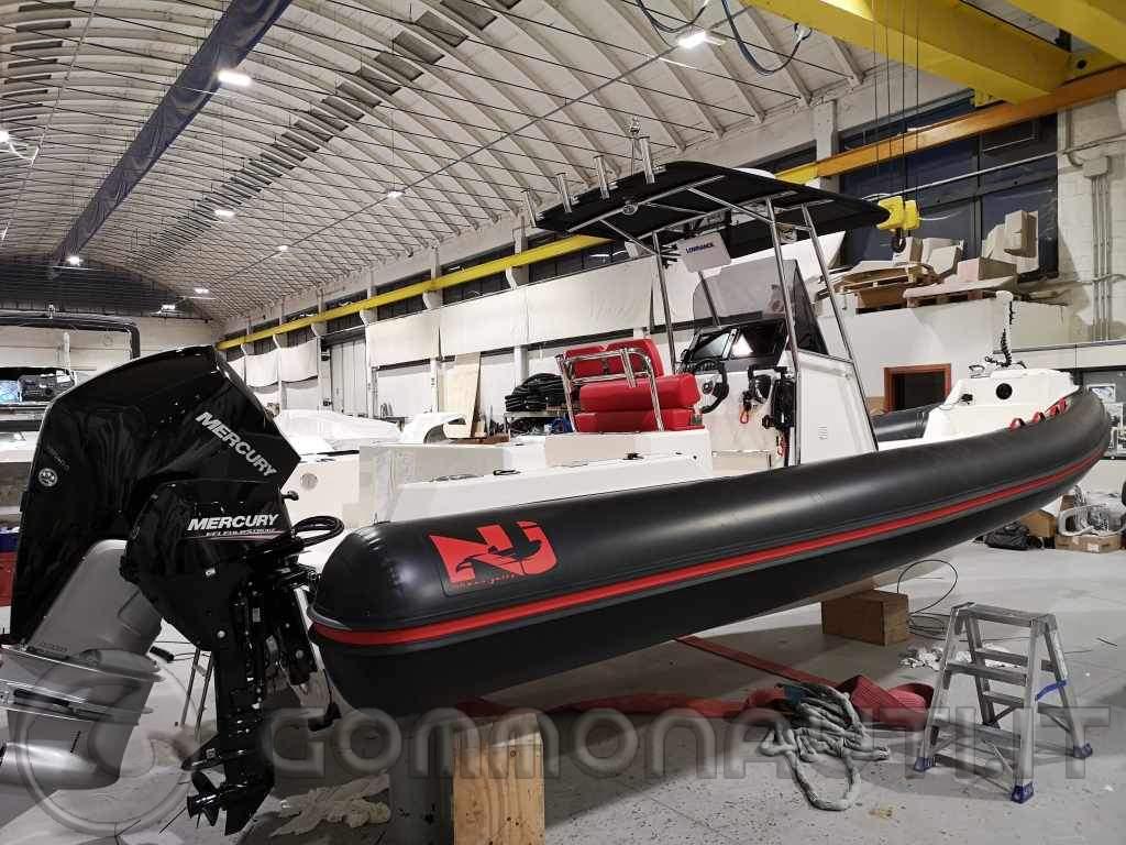 re: Un upgrade che era in attesa da tempo: Nuova Jolly Prince 23 Cabin