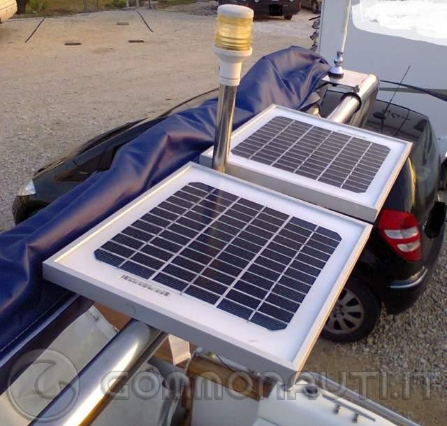 Pannello Solare Aria Ho : Pannello solare per mantenimento carica pag