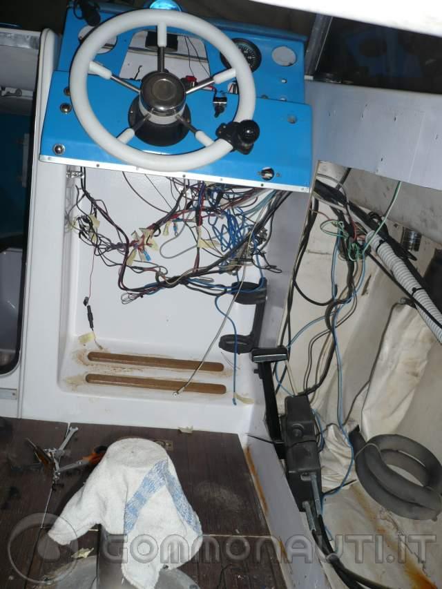 re: Sistemazione completa Gobbi usato  (stuccature, sistemazione cabina, riparazioni varie ..)