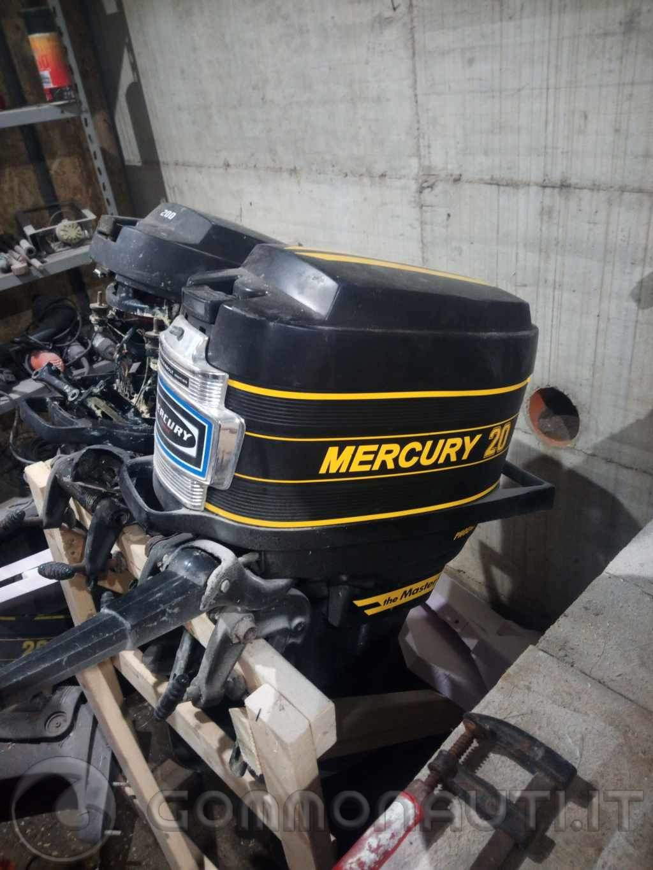 Vendesi Mercury 20cv Master