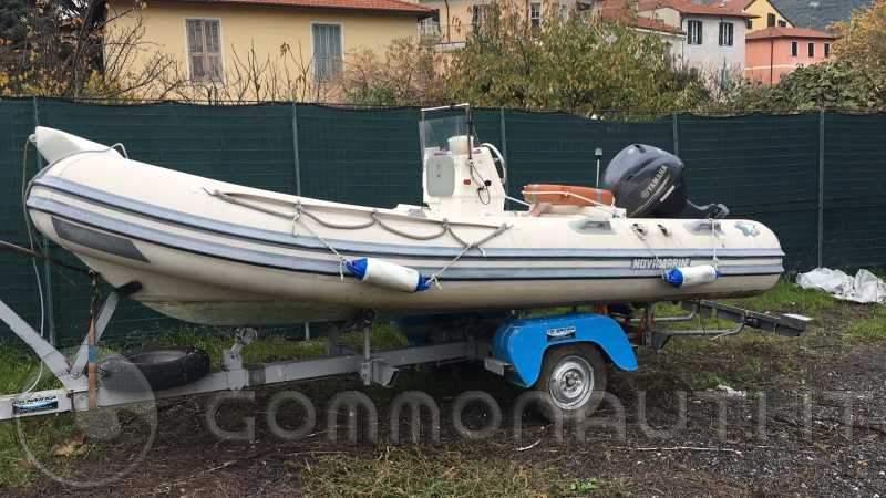 novamarine 460, yamaha 40 cv