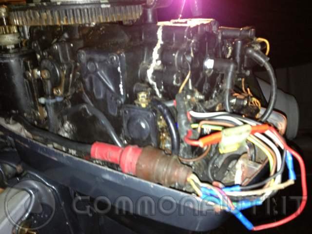 Schema Elettrico Johnson 737 : Problema impianto elettrico su johnson j dtl