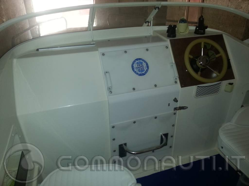 Restyling Aquamar Bahia 20  (tanto da fare)