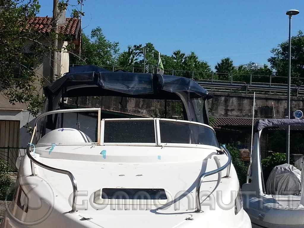 re: Restyling Aquamar Bahia 20  (tanto da fare)