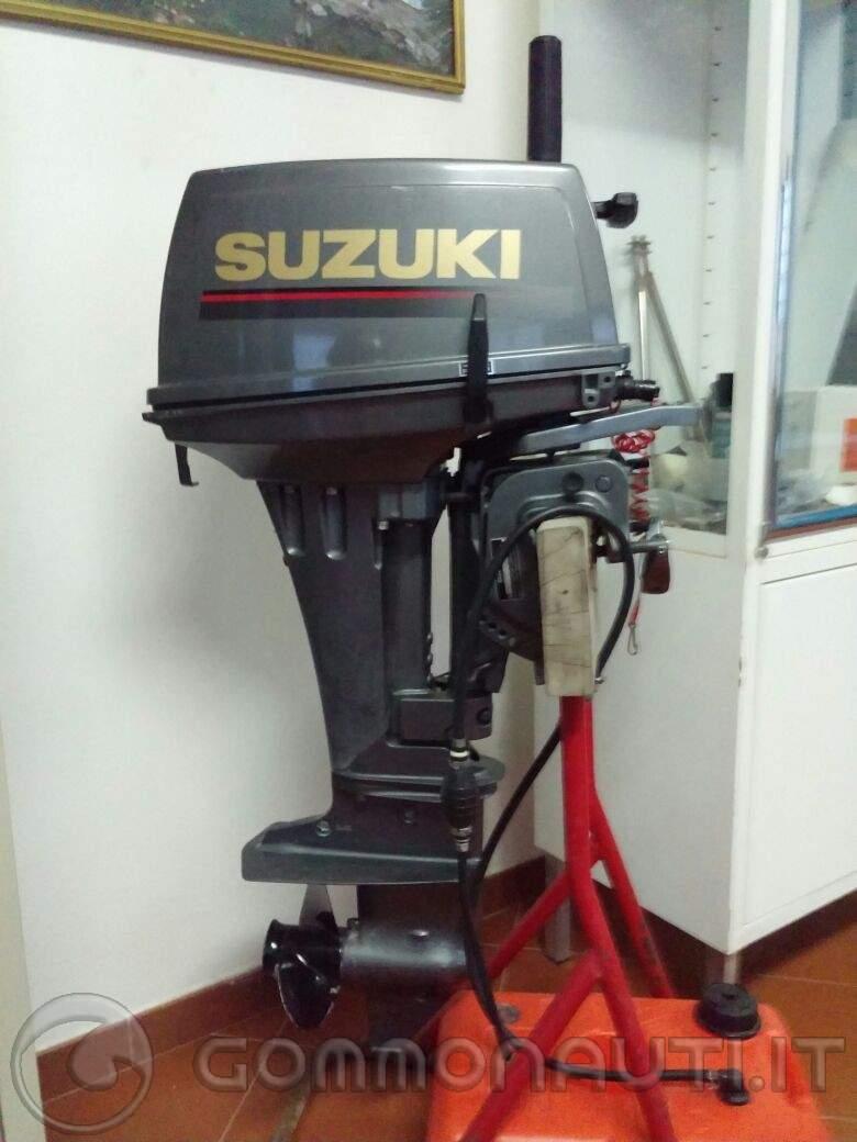 consiglio motore suzuki 15cv 2 tempi.