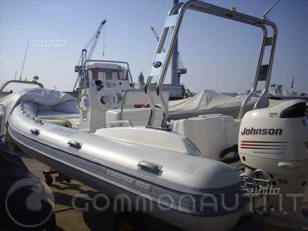 acquisto joker boat coaster 600