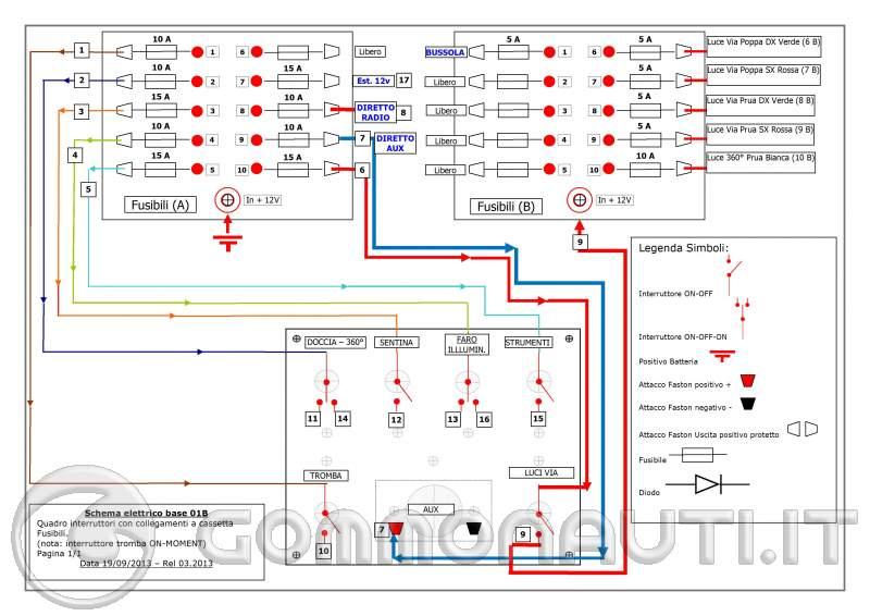 Schema Impianto Elettrico Suzuki Jimny : Schema elettrico suzuki sv fare di una mosca