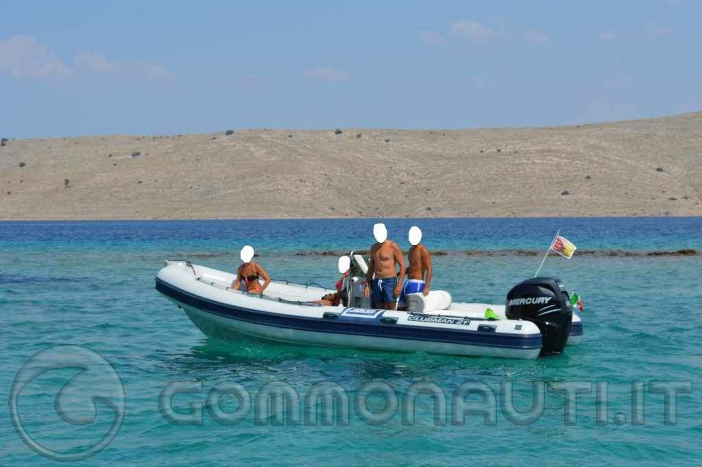 vendo Joker Boat Clubman 21 + Verado 150 cv. + carrello Satellite 1800 kg.