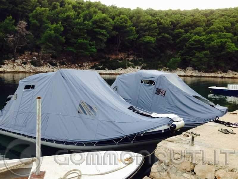 Tenda nautica x joker Boat Clubman 21