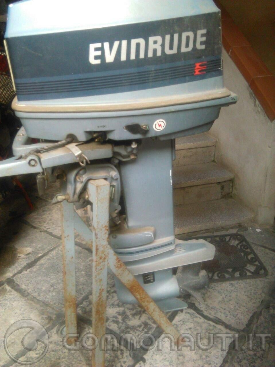 Schema Elettrico Evinrude 521 : Evinrude cv cc