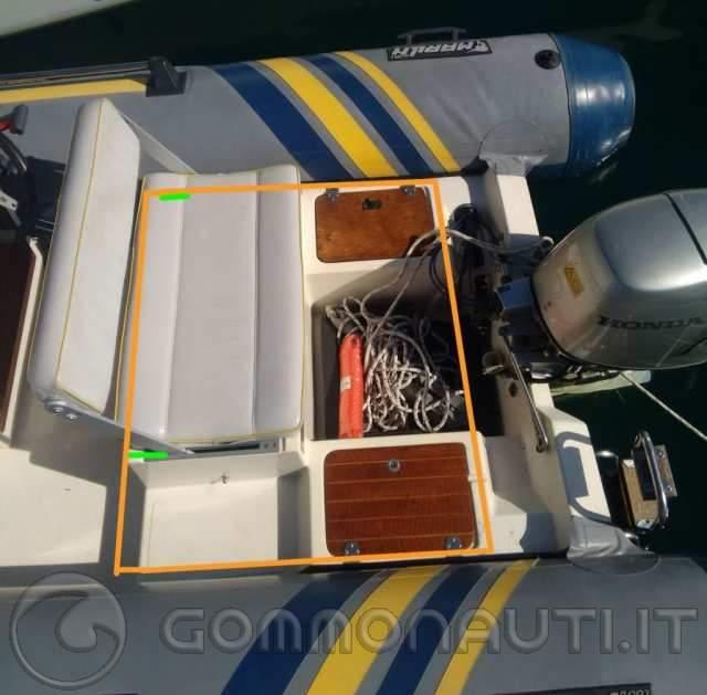 re: Vendo Marlin 417 - Selva Maiorca 35 cv - carrello Ellebi LBN 310