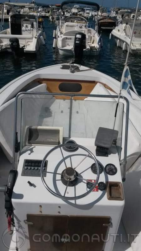 open 22 (fisherman) con suzuki df 140 4t [ribasso]