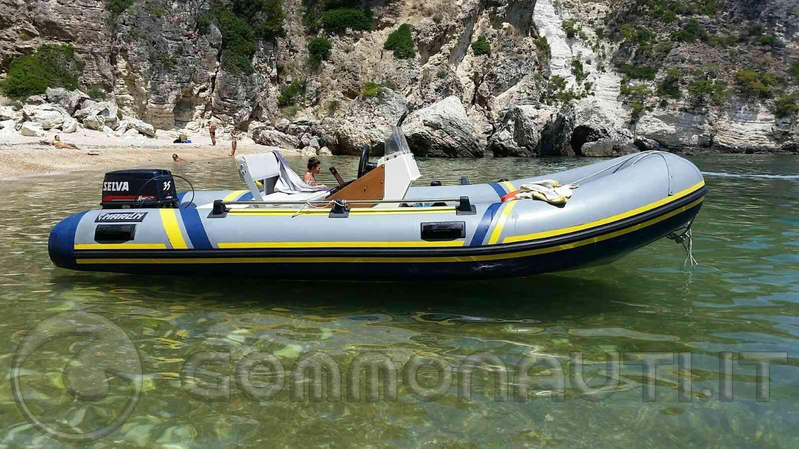 Vendo Marlin 417 - Selva Maiorca 35 cv - carrello Ellebi LBN 310