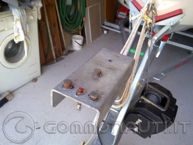 Schema Elettrico Per Verricello : Argano manuale oltre all elettrico sul carrello qualche