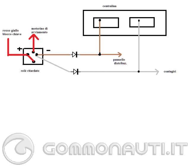 Schema Elettrico Johnson : Schema elettrico termostato come installare un