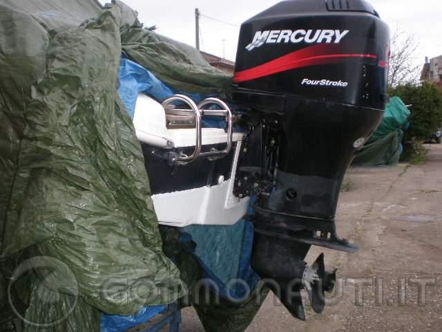 Vendo Mercury 90 cv 4 tempi gambo lungo anno 2004