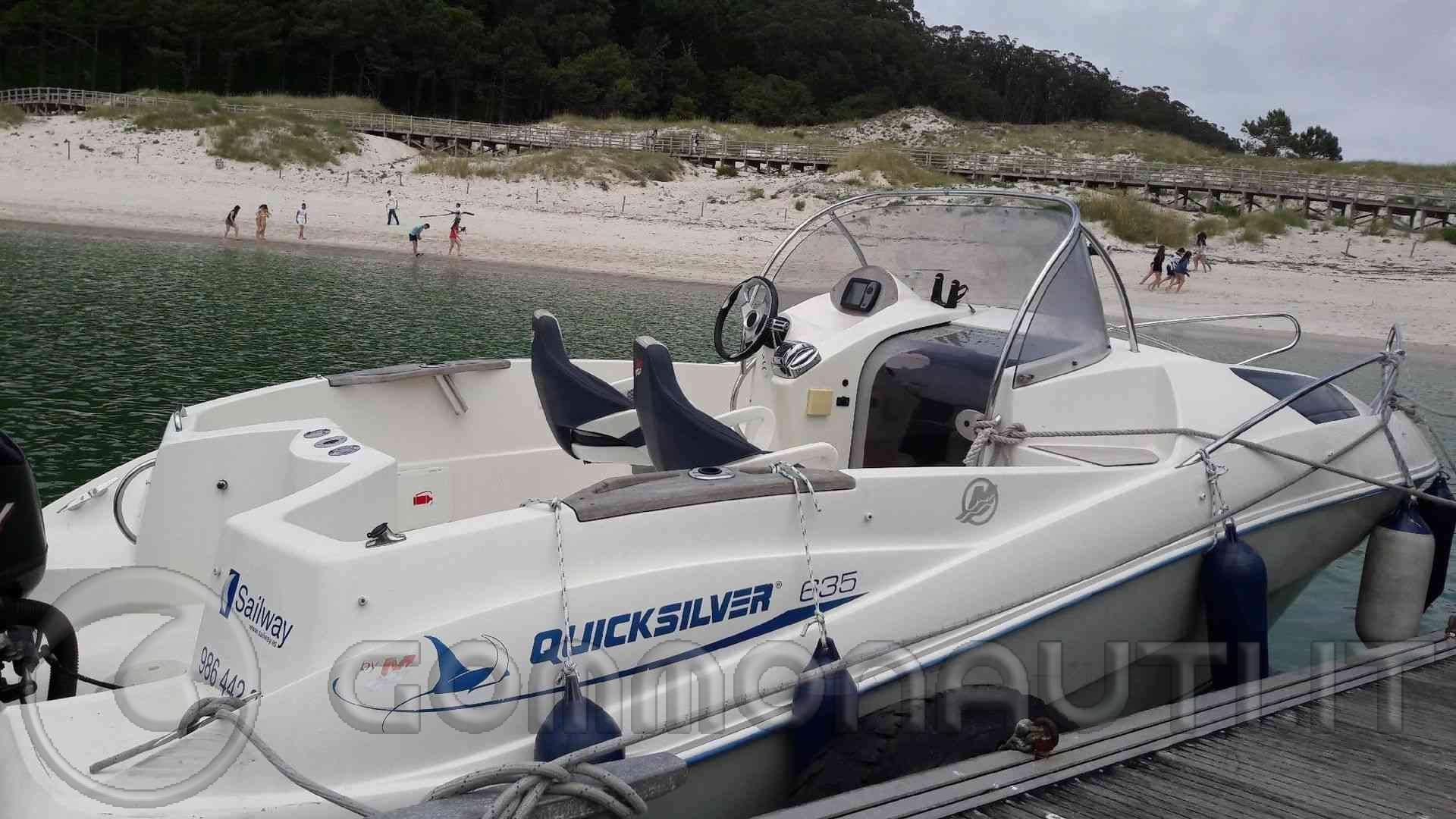 re: cerco barca walkaround massimo 22 piedi