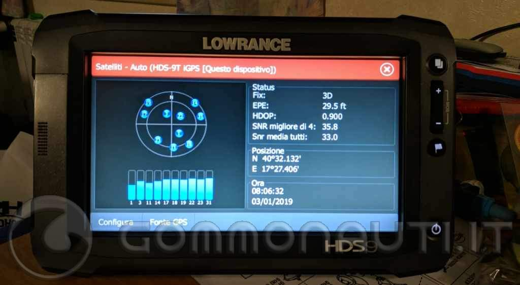Vendo Combo Gps + Eco Lowrance Hds 9 Gen2 Touch