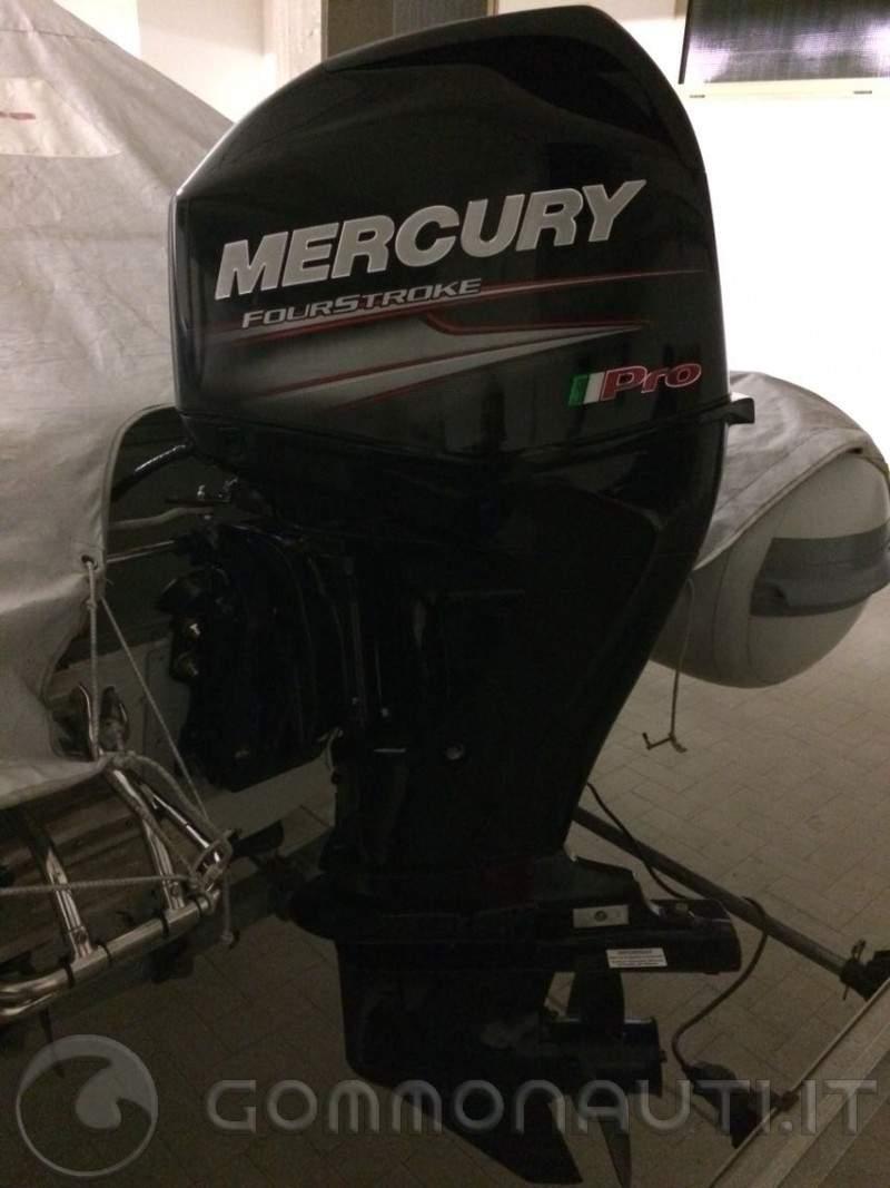 Vendo Motore Mercury PRO 40/60 Giugno 2013