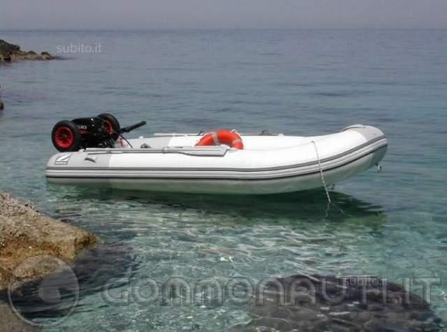 Gommone con motore: Zodiac Cadet Fastroller 360