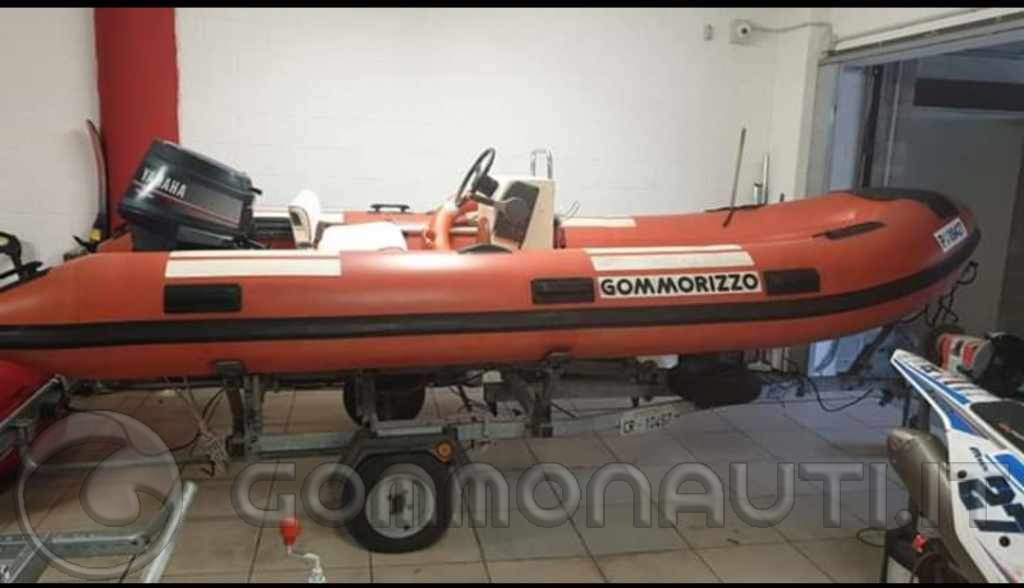 Gommorizzo 450 VS. Novamarine rh430