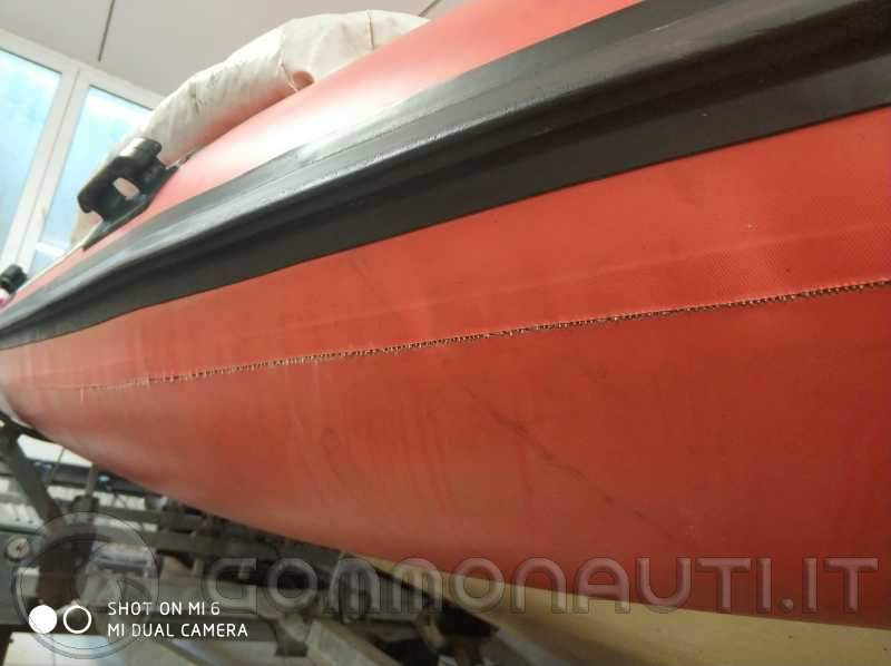re: Gommorizzo 450 VS. Novamarine rh430