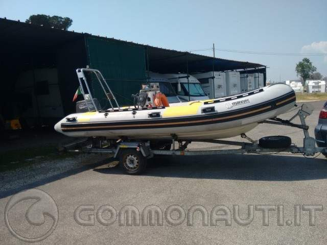 re: Cerco Gommone da 4.70 in su 40 cv 4 tempi