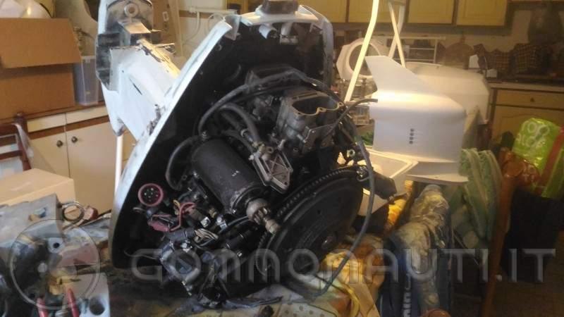 re: GOBBI 599 Restauro e modifiche strutturali