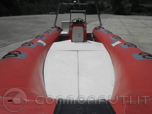 Marshall M100 5,30m e carrello Ellebi Tats 840-600 Kg