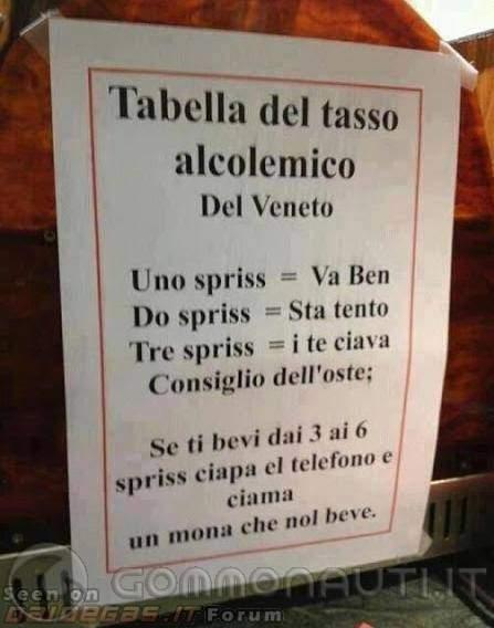 re: Saggezza Popolare Veneta