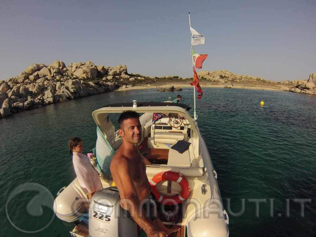 re: Nuovo acquisto Solemar b22 Offshore